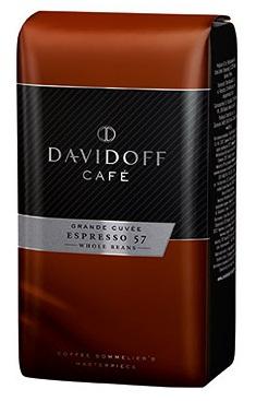 Descriere Cafea boabe, 500g, DAVIDOFF Cafe Espresso 57