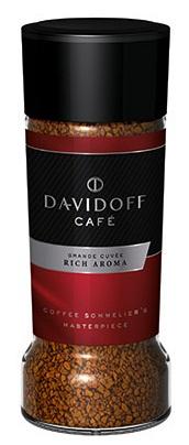 Descriere Cafea instant, 100g, DAVIDOFF Cafe Rich Aroma