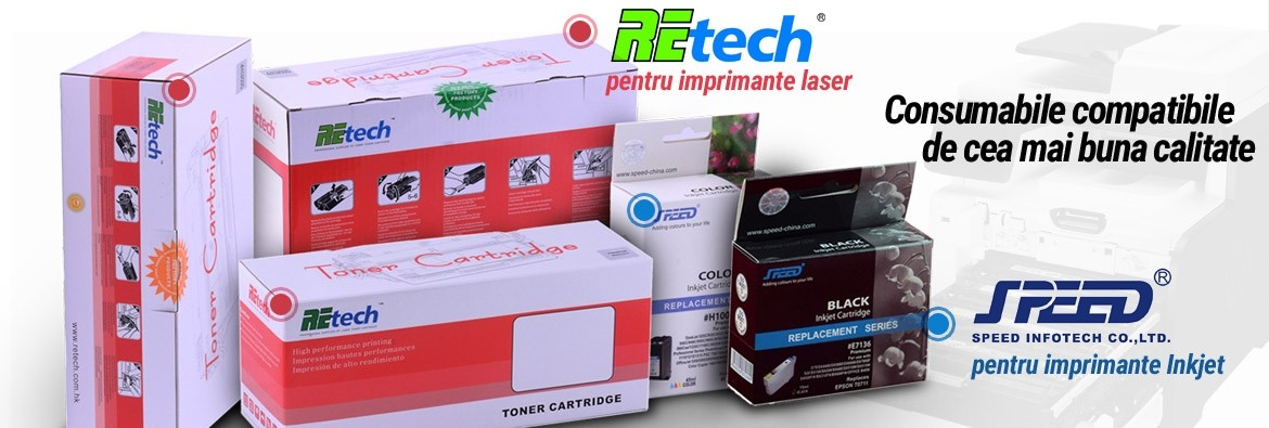 Descriere Cartus compatibil black Nr. 49A HP Q5949A RETECH