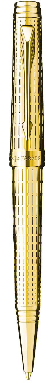 Descriere Pix, PARKER Premier Deluxe Gold Plated GT