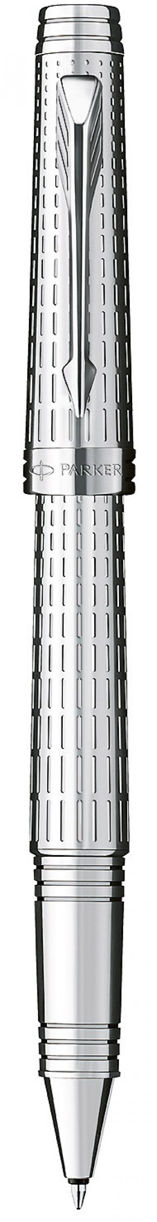 Descriere Roller, PARKER Premier Deluxe Silver Plated ST