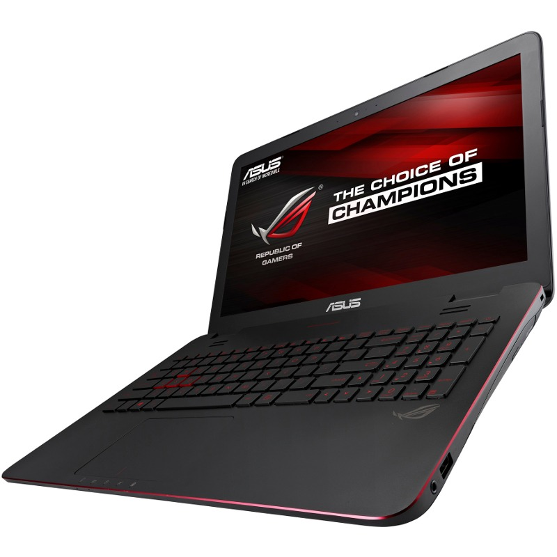 Descriere Laptop ASUS ROG G771JW, Intel Core i7-4720HQ, 17.3'' FHD, 8GB, 1TB+128GB SSD, GeForce GTX 960M 2GB, Win 10, Black