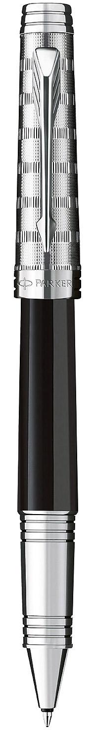 Descriere Roller, PARKER Premier Laque Black Custom Tartan ST