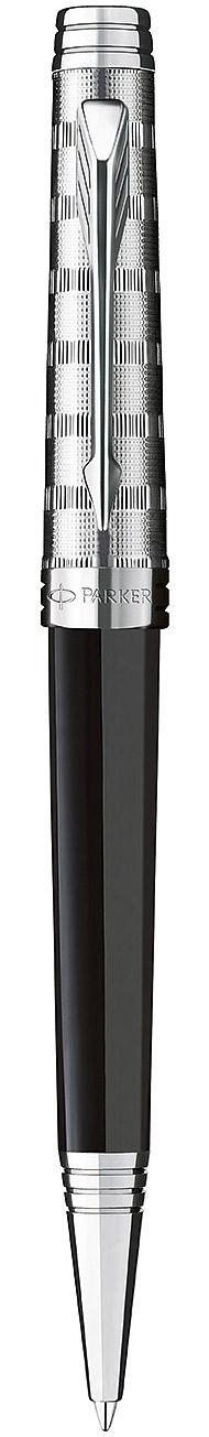 Descriere Pix, PARKER Premier Laque Black Custom Tartan ST