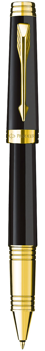 Descriere Roller, PARKER Premier Laque Deep Black GT