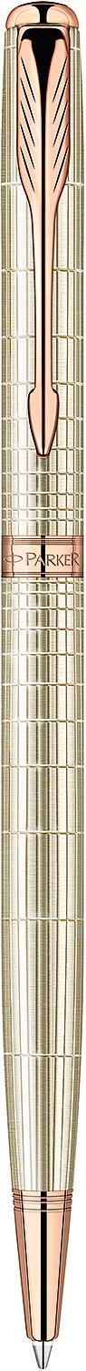 Descriere Pix slim, PARKER Sonnet Velvet Sterling Silver GT