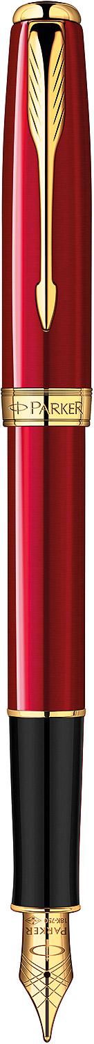 Descriere Stilou, PARKER Sonnet Laquer Red GT