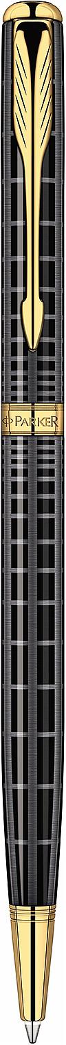 Descriere Pix slim, PARKER Sonnet Dark Grey Laque GT