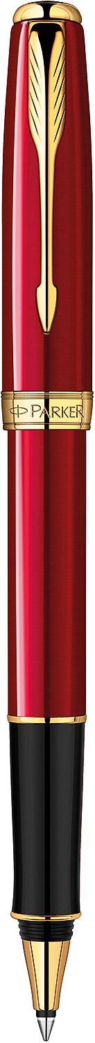Descriere Roller, PARKER Sonnet Laquer Deep Red GT