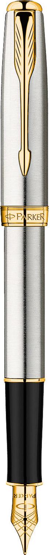Descriere Stilou, PARKER Sonnet Stainless Steel GT