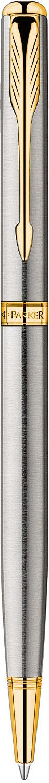 Descriere Pix slim, PARKER Sonnet Stainless Steel GT