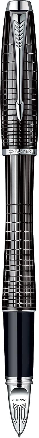 Descriere 5th element, PARKER Urban Premium Ebony Metal Chiselled CT