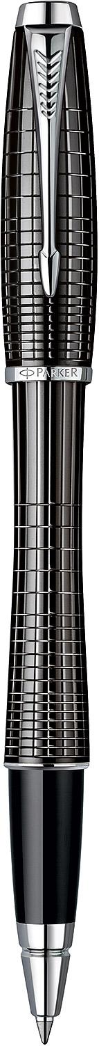 Descriere Roller, PARKER Urban Premium Ebony Metal Chiselled CT