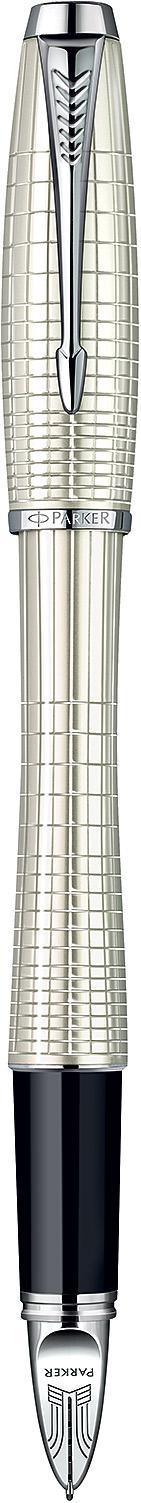 Descriere 5th element, PARKER Urban Premium Pearl Metal Chiselled CT
