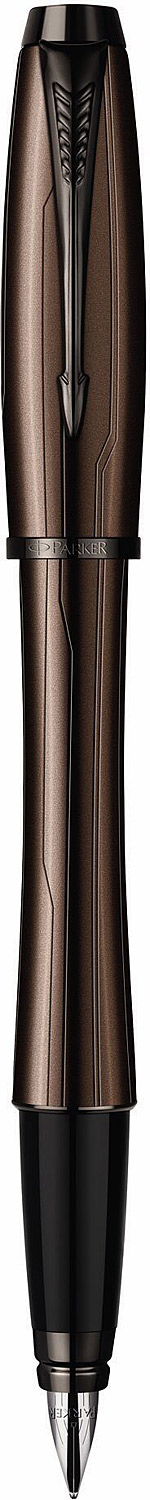 Descriere Stilou, PARKER Urban Premium Metallic Brown