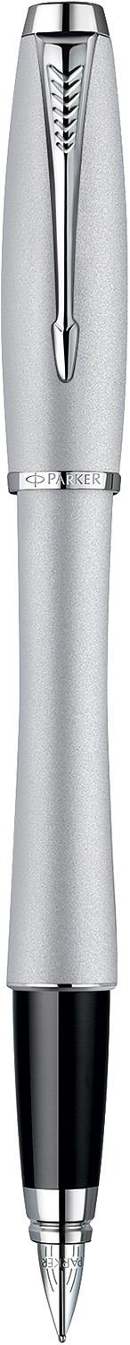 Descriere Stilou, PARKER Urban Standard Fashion Fast Track Silver CT