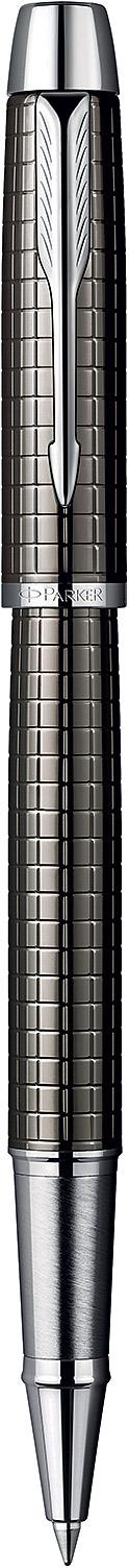 Descriere Roller, PARKER IM Premium Deep Gun Metal Chiselled CT