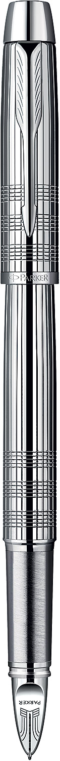 Descriere 5th element, PARKER IM Premium Shiny Chrome Chiselled CT