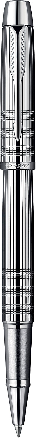 Descriere Roller, PARKER IM Premium Shiny Chrome Chiselled CT