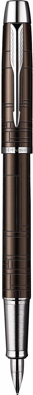 Descriere Stilou, PARKER IM Premium Metallic Brown CT