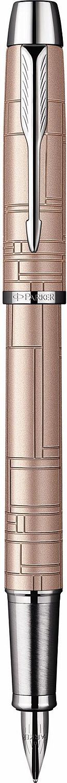 Descriere Stilou, PARKER IM Premium Metallic Pink CT