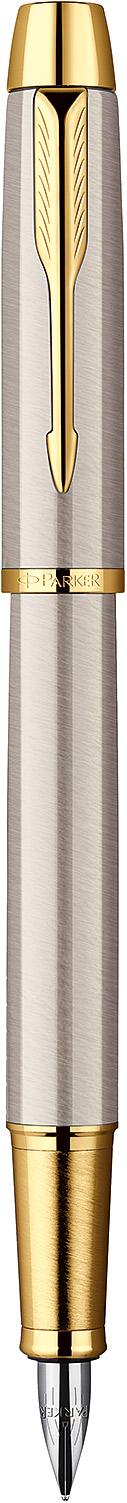 Descriere Stilou, PARKER IM Standard Brushed Metal GT