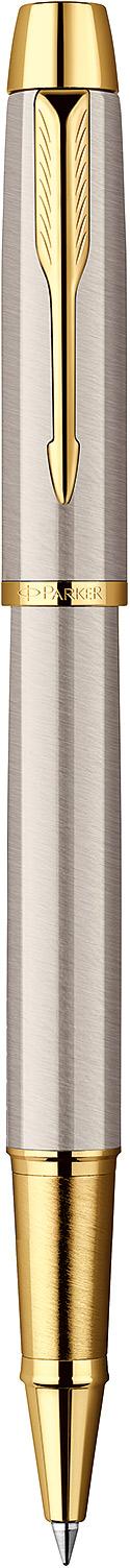 Descriere Roller, PARKER IM Standard Brushed Metal GT