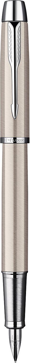 Descriere Stilou, PARKER IM Standard Brushed Metal CT