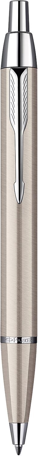Descriere Pix, PARKER IM Standard Brushed Metal CT