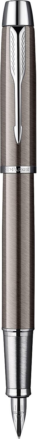 Descriere Stilou, PARKER IM Standard Gun Metal CT