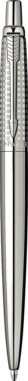 Descriere Pix, PARKER Jotter Premium Shiny Stainless Steel Chiselled CT