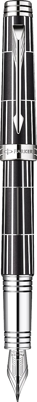 Descriere Stilou, PARKER Premier Luxury Black CT