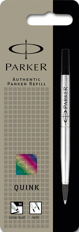 Descriere Rezerva roller, 0.5mm, negru, PARKER
