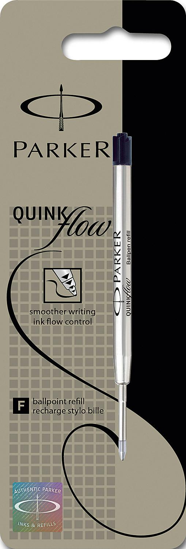 Descriere Rezerva pix, 0.5mm, negru, PARKER Quink Flow