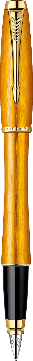 Descriere Stilou, PARKER Urban Premium Mandarin Yellow GT