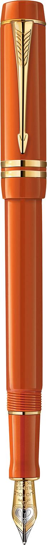 Descriere Stilou, PARKER Duofold Big Red GT