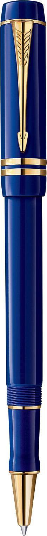 Descriere Roller, PARKER Duofold Lapis Lazuli GT