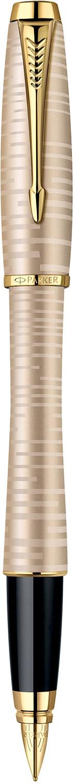 Descriere Stilou, PARKER Urban Premium Vacumatic Golden Pearl GT