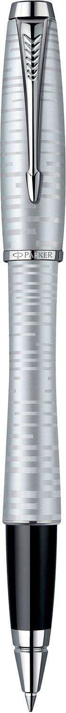 Descriere Roller, PARKER Urban Premium Vacumatic Silver Blue Pearl CT