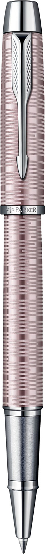 Descriere Roller, PARKER IM Premium Vacumatic Pink Pearl CT