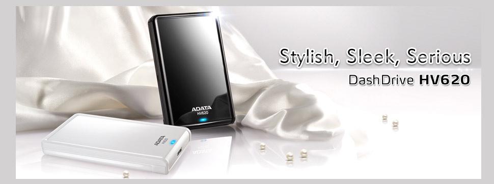 Descriere HDD extern ADATA Classic HV620 2TB 2.5 inch USB 3.0 black