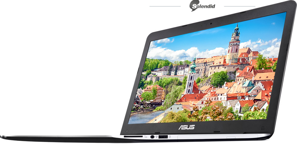 "Descriere Laptop ASUS X556UB, Intel Core i7-6500U, 15.6"" HD, 4GB, 1TB, GeForce 940M 2GB, FreeDos, Black"