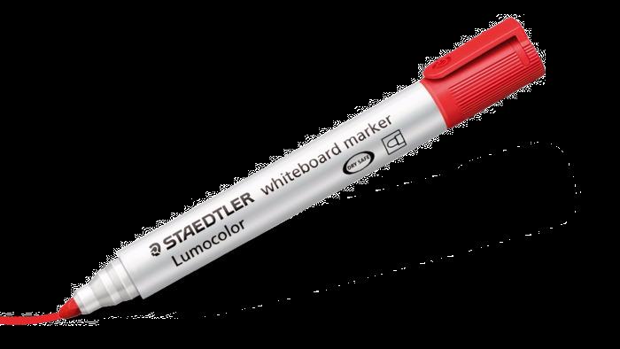Descriere Marker pentru tabla (whiteboard), 2.0mm, albastru, STAEDTLER Lumocolor 351