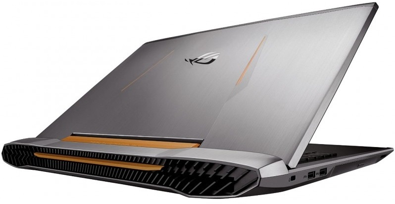 Descriere Laptop ASUS ROG G752VT, Intel Core i7-6700HQ, 17.3'' FHD, 8GB, 1TB, GeForce GTX 970M 3GB, Win 10