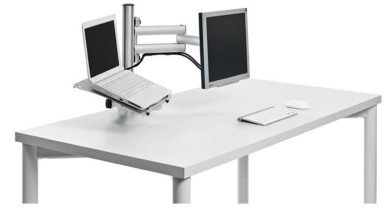 Descriere Set suport pentru laptop si monitor, NOVUS Business