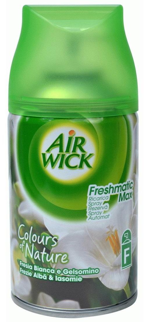 Descriere Rezerva AIR WICK Freshmatic Frezie si Iasomie, 250ml