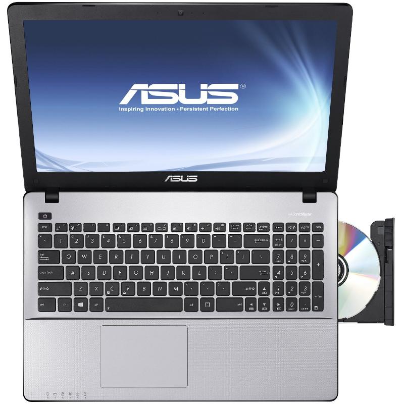 """Descriere Laptop ASUS X550VX, Intel Core i7-6700HQ, 15.6"""" HD, 4GB, 1TB, GeForce GTX 950M 2GB, FreeDos, Dark Grey"""