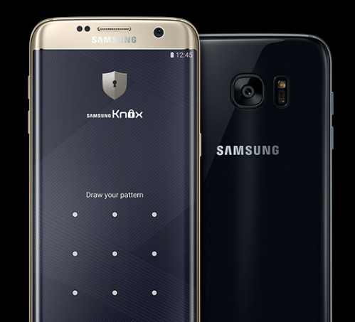 Descriere Smartphone SAMSUNG GALAXY S7 Edge, 32GB, 4G, Gold