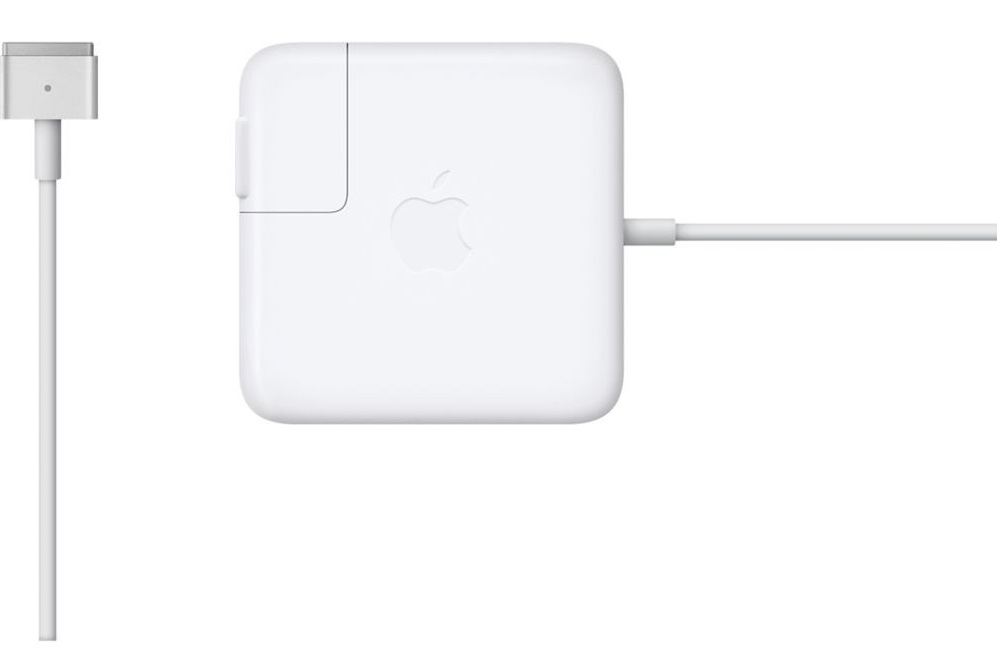 Descriere Incarcator laptop APPLE MagSafe 2 md592z/a, 45W, white