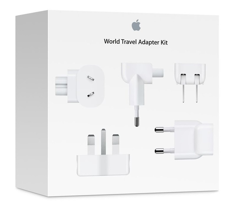 Descriere Set de incarcare World Travel Adapter Kit, APPLE MD837ZM/A